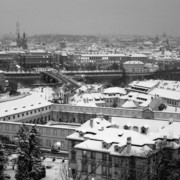 Czechia - views from Prague Castle 01