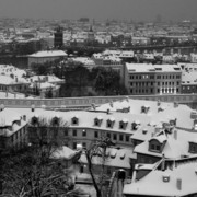 Czechia - views from Prague Castle 02