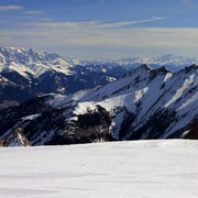 The Austrian Alps - Kitzsteinhorn (Kaprun) skicentre 01