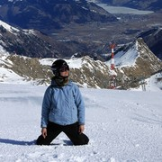 The Austrian Alps - Kitzsteinhorn (Kaprun) skicentre 12
