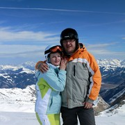 The Austrian Alps - Kitzsteinhorn (Kaprun) skicentre 15
