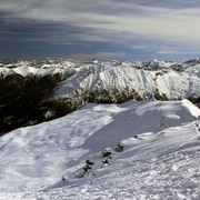 The Austrian Alps - Sportgastein skicentre 01