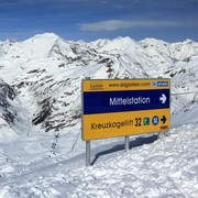 The Austrian Alps - Sportgastein skicentre 06