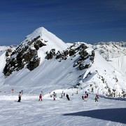The Austrian Alps - Sportgastein skicentre 07