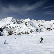 The Austrian Alps - Zauchensee skicentre 04