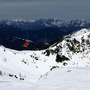 The Austrian Alps - Zauchensee skicentre 06