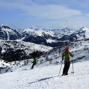 The Austrian Alps - Zauchensee skicentre 11