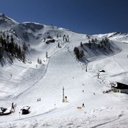 The Austrian Alps - Zauchensee skicentre 12