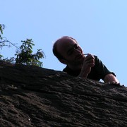 Czechia - climbing in the Elbe Sandstone 85