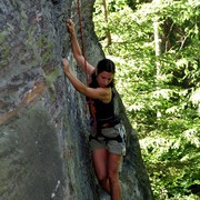 Czechia - climbing in the Elbe Sandstone 87