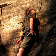 Czechia - climbing in the Elbe Sandstone 91