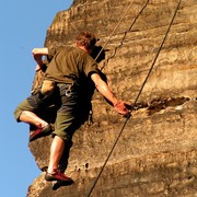 Czechia - climbing in the Elbe Sandstone 92