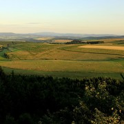 Czechia - views from the castle Skály