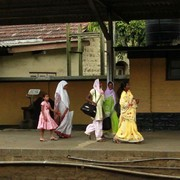 Sri Lanka - from Haputale to Kandy by train 07