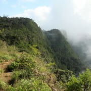 Sri Lanka - Horton Plains - Big World's End 06
