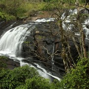 Sri Lanka - Horton Plains - Baker's Fall 01