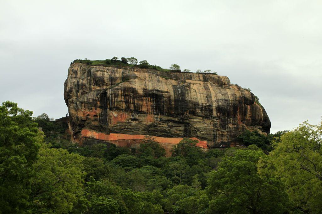 Sri Lanka Sigiriya Rock Fortress