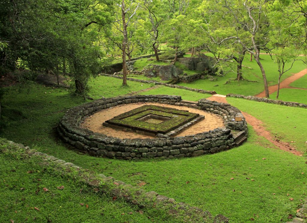 Sri Lanka - Sigiriya ruins