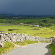 Yorkshire Dales trekking photos