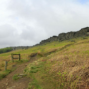 England - Peak District - Stanage 010