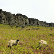 England - Peak District - Stanage 011