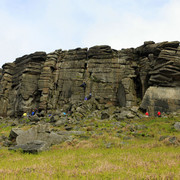 England - Peak District - Stanage 012