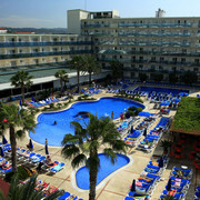 Spain - Pineda de Mar - Taurus Park Hotel