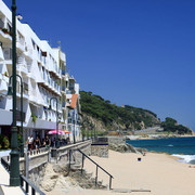 Spain - Costa Maresme - Sant Pol de Mar