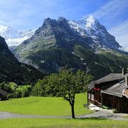 The Swiss Alps - Jungfrau Region 02