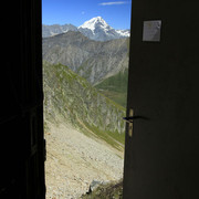 Val Ferret Region - a view from the bivouac DuPont 01