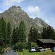 The Swiss Alps - Val Ferret Region - La Fouly 01