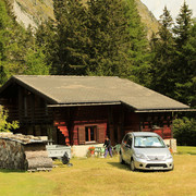 The Swiss Alps - Val Ferret Region - La Fouly 03