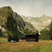 The Swiss Alps - Val Ferret Region - La Fouly 05