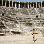 Turkey - Aspendos theatre 04