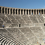 Turkey - Aspendos theatre 05