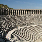 Turkey - Aspendos theatre 08