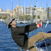 Sailing in the Bay of Palma de Mallorca 03