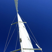 Sailing in the Bay of Palma de Mallorca 01