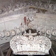 Czechia - inside Ossuary Chapel in Sedlec 02