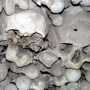 Czechia - inside Ossuary Chapel in Sedlec 03