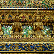 Thailand - Bangkok - The Grand Palace 01