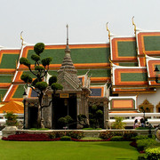 Thailand - Bangkok - The Grand Palace 05