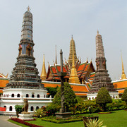 Thailand - Bangkok - The Grand Palace 09