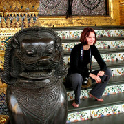 Thailand - Bangkok - The Grand Palace 10