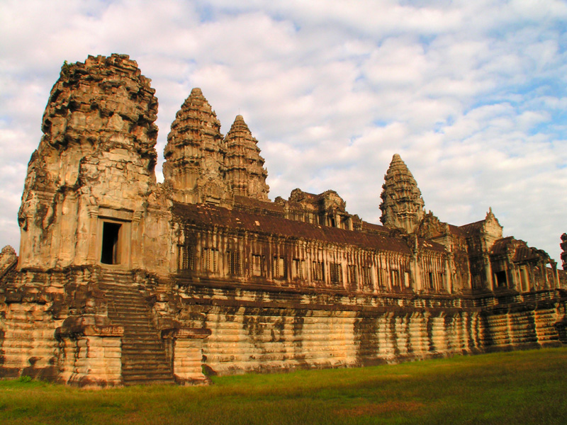 Cambodia - Angkor wat 05