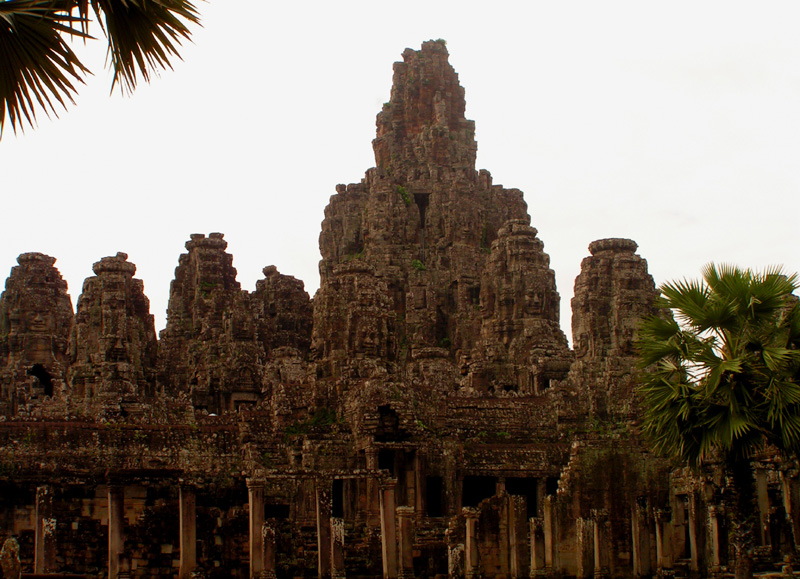 Cambodia - The Bayon Temple