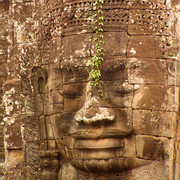 Cambodia - The Bayon Temple 01