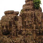 Cambodia - The Bayon Temple 02
