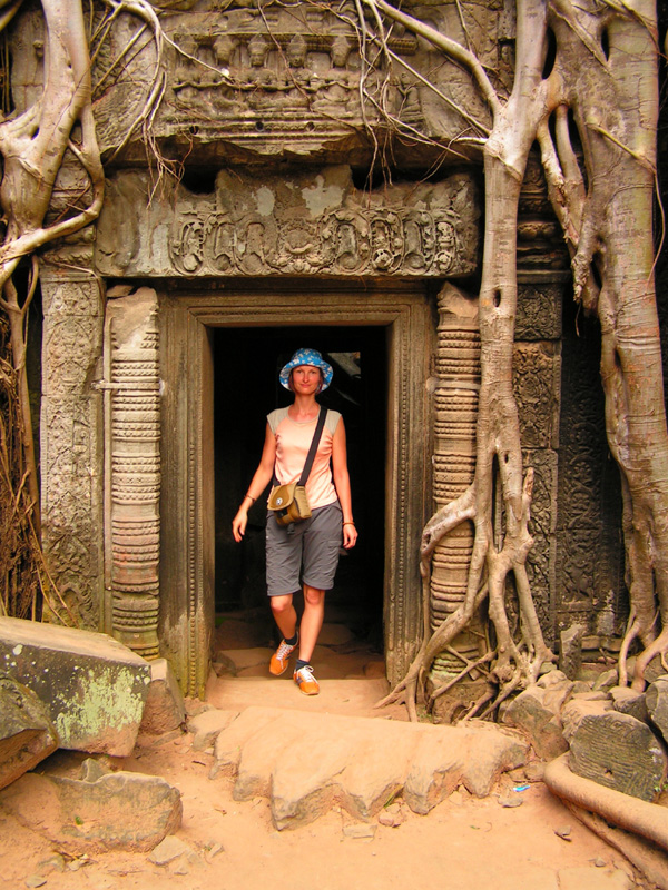 Cambodia - Ta Prohm Temple 06
