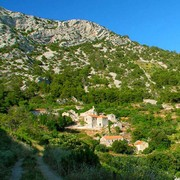 Croatia - trekking in the island Hvar